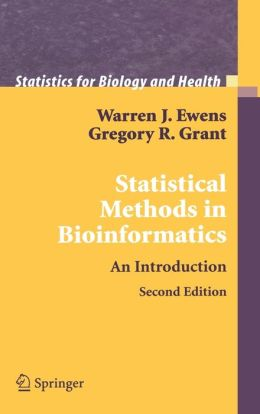 Statistical Methods in Bioinformatics: An Introduction