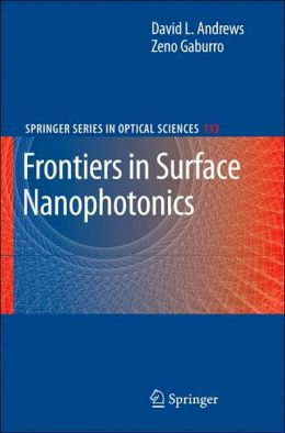 Frontiers in Surface Nanophotonics: Principles and Applications