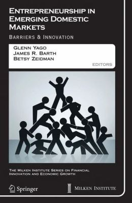 Entrepreneurship in Emerging Domestic Markets: Barriers and Innovation