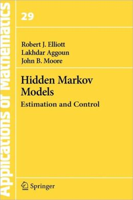 Hidden Markov Models: Estimation and Control