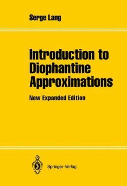 Introduction to Diophantine Approximations: New Expanded Edition