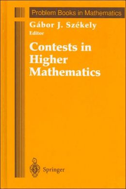 Contests in Higher Mathematics: Miklós Schweitzer Competitions 1962-1991