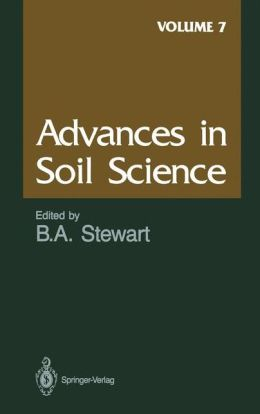 Advances in Soil Science 7