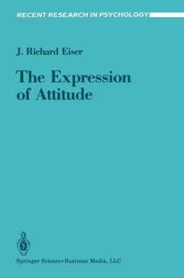 The Expression of Attitude