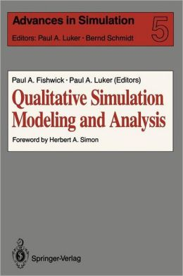 Qualitative Simulation Modeling and Analysis