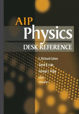 Physicist's Desk Reference