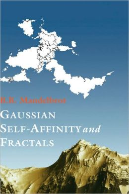 Gaussian Self-Affinity and Fractals: Globality, The Earth, 1/f Noise, and R/S