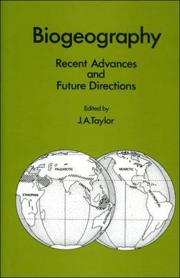 Biogeography: Recent Advances and Future Directions