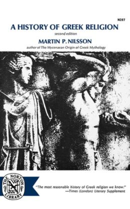 A History Of Greek Religion, Second Edition