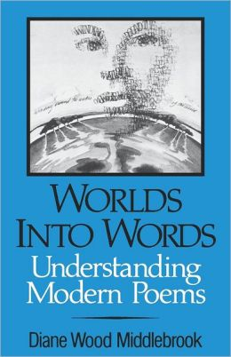 Worlds into Words: Understanding Modern Poems