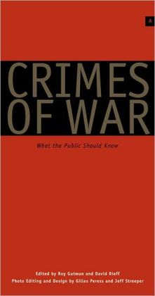 Crimes of War: What the Public Should Know