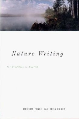 Nature Writing: The Tradition in English