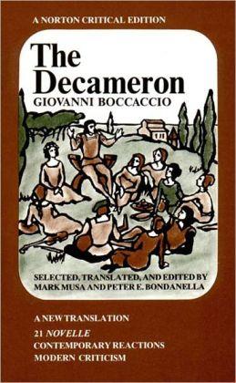 The Decameron (Norton Critical Edition)