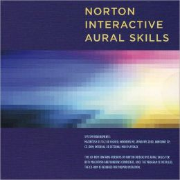 Norton Interactive Aural Skills CD-ROM