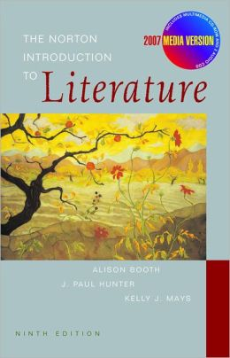 The Norton Introduction to Literature, Media Edition