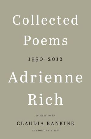 Collected Poems: 1950-2012