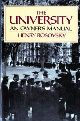 University: An Owner's Manual
