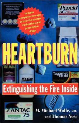 Heartburn: Extinguishing the Fire Inside
