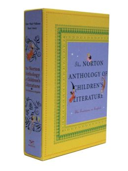 Norton Anthology of Children's Literature: The Traditions in English, Slipcased Edition
