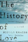 Book Cover Image. Title: The History of Love, Author: Nicole Krauss