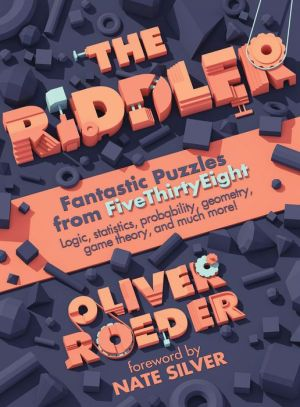 Book The Riddler: Fantastic Puzzles from FiveThirtyEight