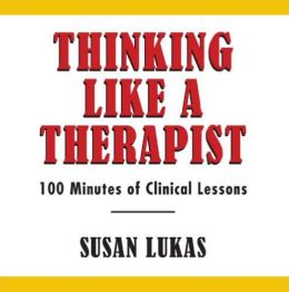 Thinking Like a Therapist Audio CD