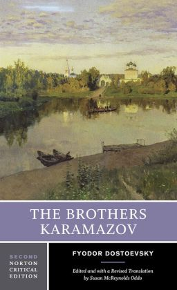 The Brothers Karamazov (Norton Critical Editions)