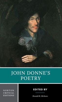John Donne's Poetry (Norton Critical Edition)