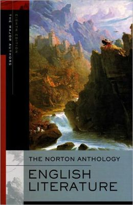 The Norton Anthology of English Literature, The Major Authors, Eighth Edition (Single-Volume Edition)