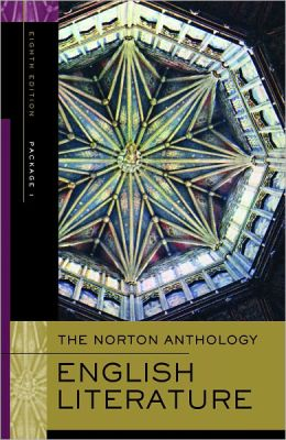 Norton Anthology English Literature, Volume A and B and C