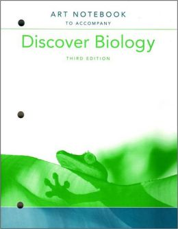 Art Notebook to Accompany Discover Biology, Third Edition