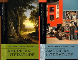 The Norton Anthology of American Literature, Shorter Seventh Edition, Volumes 1 and 2
