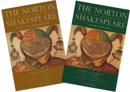The Norton Shakespeare, Based on the Oxford Edition, Second Edition: Two-Volume Paperback Set