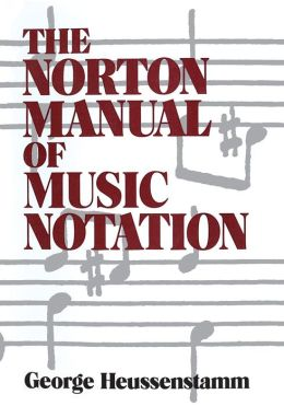 Norton Manual of Music Notation