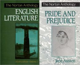 The Norton Anthology English Literature/ Pride and Prejudice