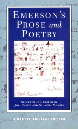Emerson's Poetry and Prose: A Norton Critical Edition