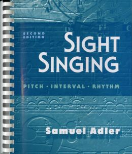 Sight Singing: Pitch, Interval, Rhythm