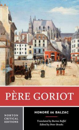 Pere Goriot (Norton Critical Edition)
