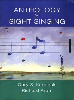 Sightsinging and Ear Training: Anthology