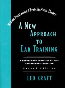 New Approach to Ear Training / With Audio CDs