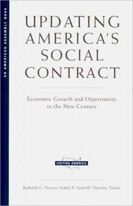 Updating the American Social Contract