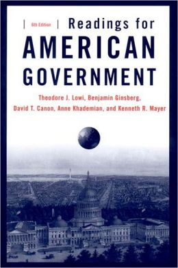 Readings for American Government: Freedom and Power