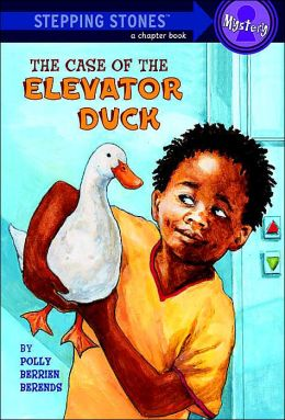 The Case of the Elevator Duck (A Stepping Stone Book)
