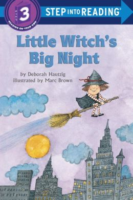 Little Witch's Big Night: (Step into Reading Books Series: A Step 3 Book)