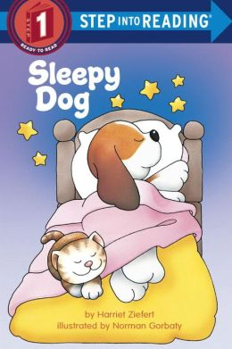 Sleepy Dog (Step into Reading Book Series: A Step 1 Book)