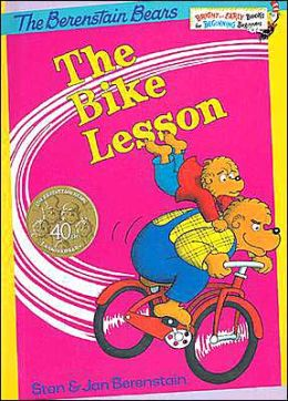 The Bike Lesson (Berenstain Bears Series)