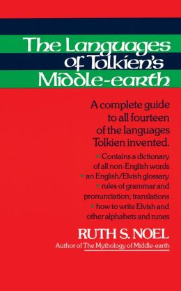 The Languages of Tolkien's Middle­earth
