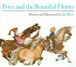 Fritz and the beautiful horses Jan Brett