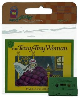 The Teeny-Tiny Woman Book & Cassette