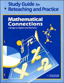 McDougal Littell Math Connections: Study Guide Answer Key
